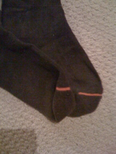 invisible-orange-toed-sox