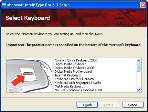 Keyboard Install